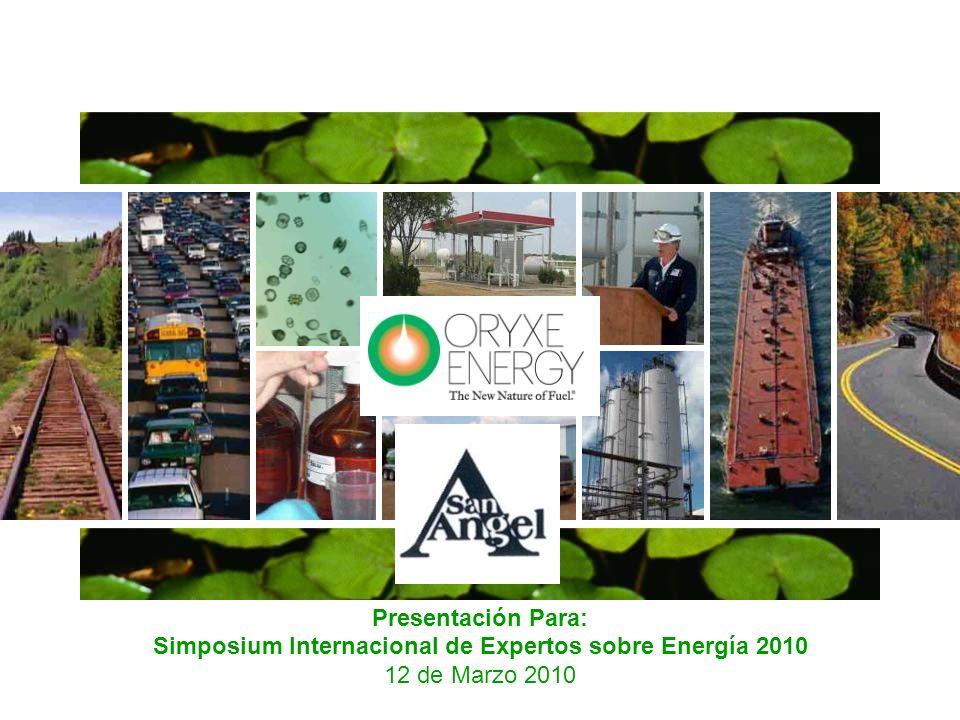 2 CONTENIDO Introducción: CSA y Oryxe Demanda Energética Cambio Climático: Emisiones de CO2, impactos y proyecciones Mercados de Bonos de Carbono Conclusiones Soluciones reales a corto, mediano y largo plazo GRUPO CORPORATIVO SAN ANGEL & ORYXE: Parte de la solución