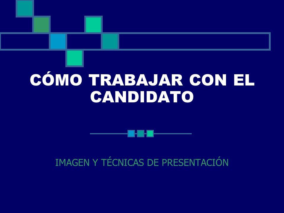 DIAGNÓSTICO DEL CANDIDATO Análisis de fortalezas y debilidades personales del candidato.