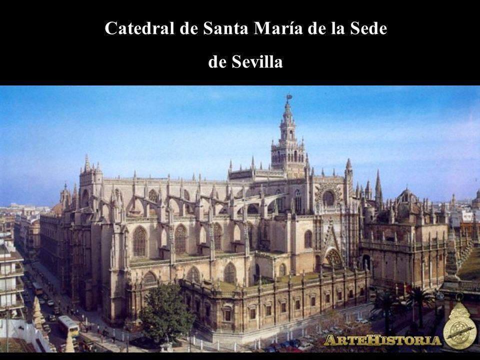 Es la catedral gótica cristiana con mayor superficie del mundo.