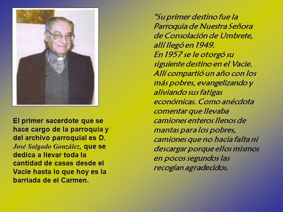 PRIMERA PARTIDA DE BAUTISMO D.