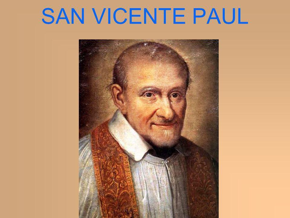SAN VICENTE PAUL