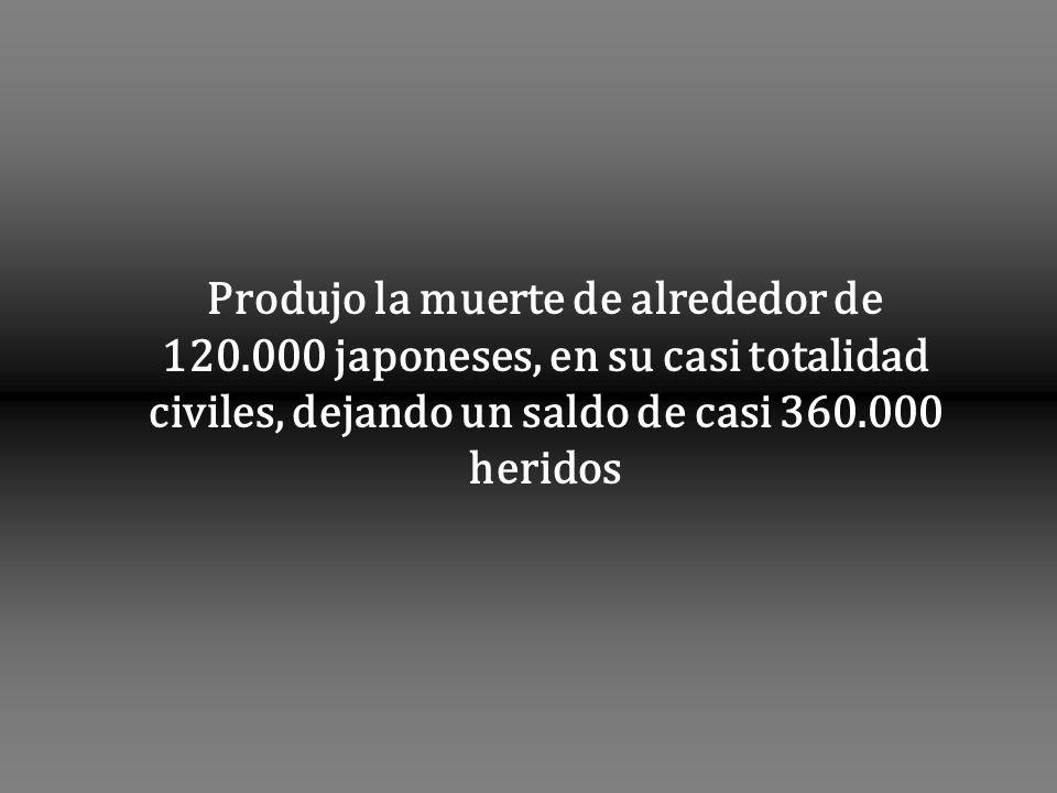 Hoy 6 de agosto de 1945 la bomba Little Boy fue arrojada a las 08:15 horas en Hiroshima, hace ya 68 años