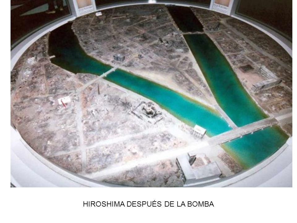 HOROSHIMA ANTES DE LA BOMBA