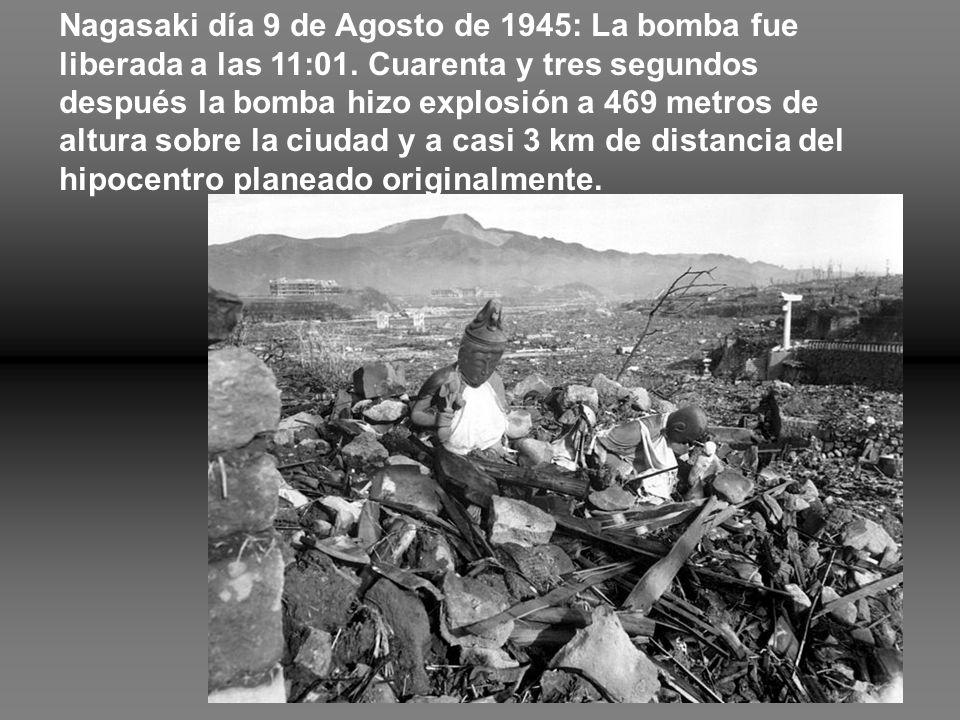 El avión que transportaba la bomba para Nagasaki