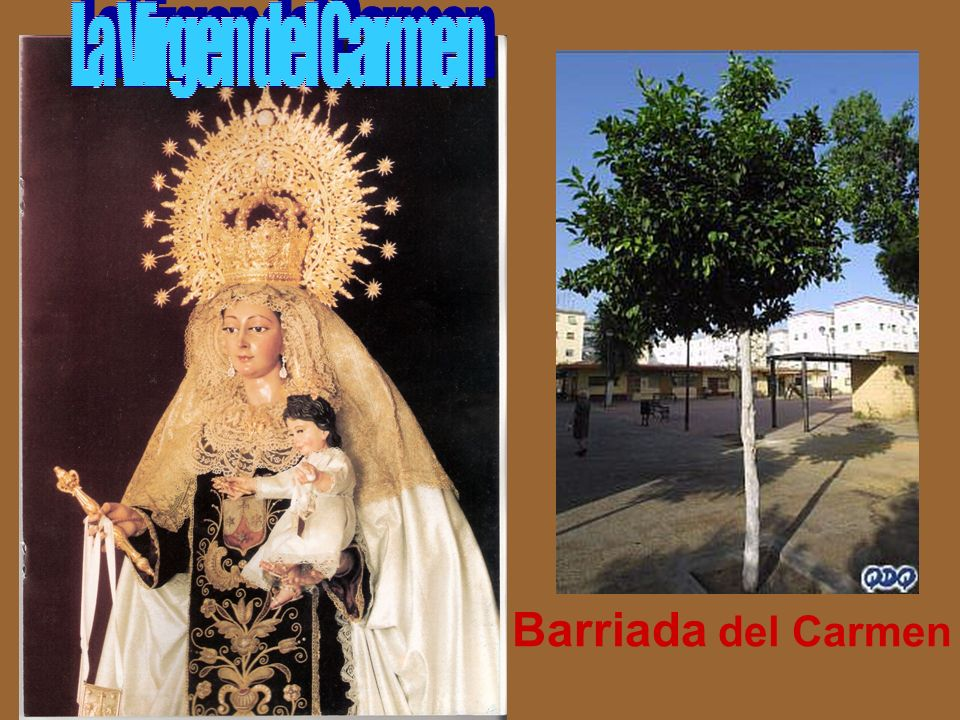 Barriada del Carmen