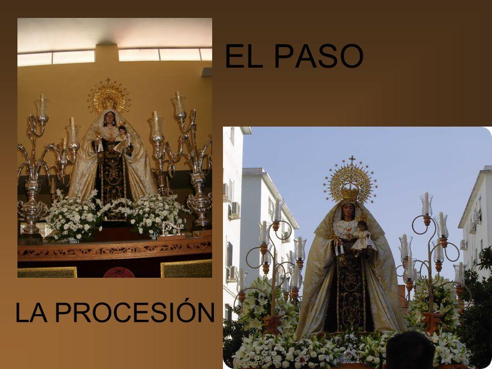 EL PASO LA PROCESIÓN