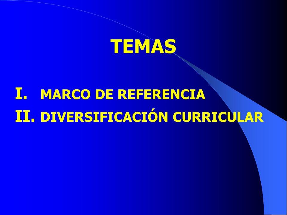 I. MARCO DE REFERENCIA