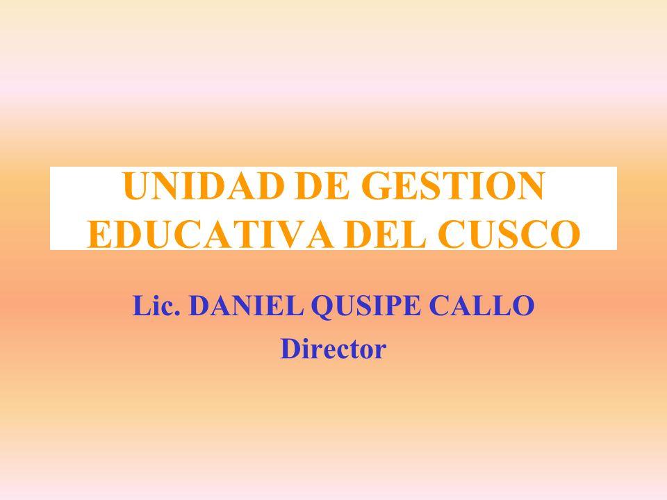 UGEL-C Dentro de la Nueva Política Educativa Peruana DS.