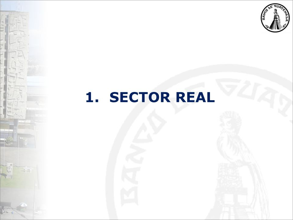 1.SECTOR REAL