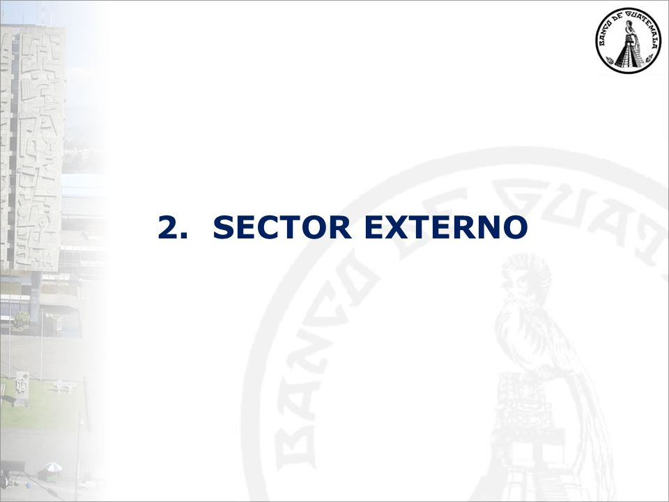 2.SECTOR EXTERNO