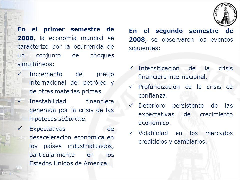 1.Objetivo Fundamental El artículo 3 de la Ley Orgánica del Banco de Guatemala literalmente establece: El Banco de Guatemala tiene como objetivo fundamental, contribuir a la creación y mantenimiento de las condiciones más favorables al desarrollo ordenado de la economía nacional, para lo cual, propiciará las condiciones monetarias, cambiarias y crediticias que promuevan la estabilidad en el nivel general de precios.