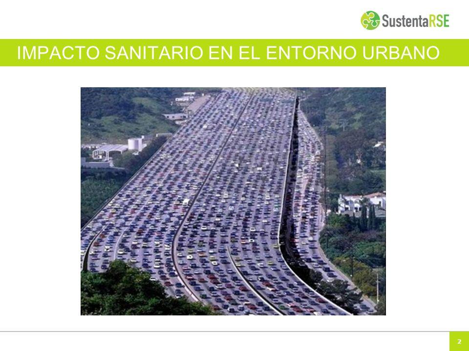 2 IMPACTO SANITARIO EN EL ENTORNO URBANO