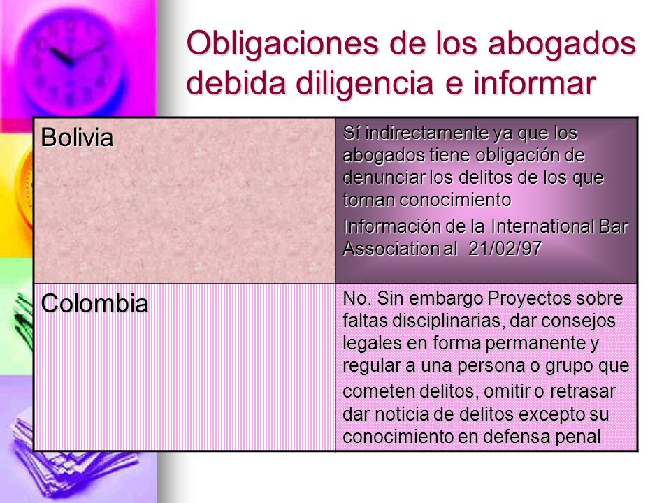 Incentivo a los whistleblowers Posibles cuestiones Posibles cuestiones Reforzar los deberes de denuncia. Regulación específica en casos de funcionario