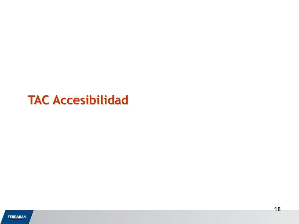 18 TAC Accesibilidad