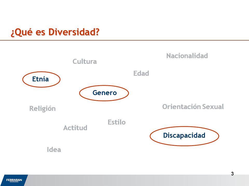 3 ¿Qué es Diversidad.