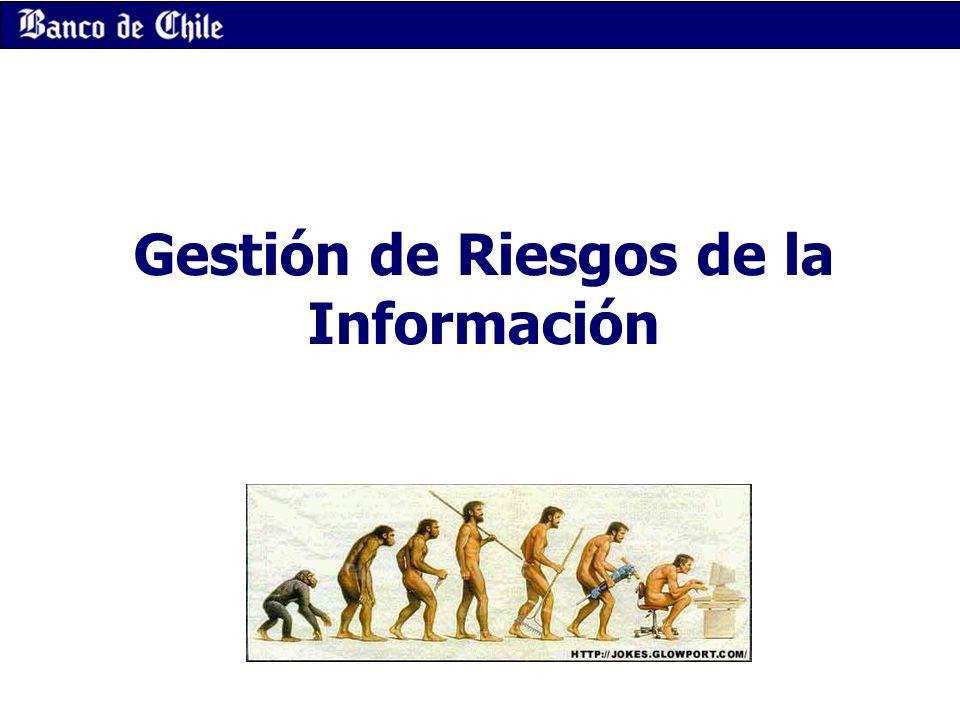 Gestión de Riesgos de la Información