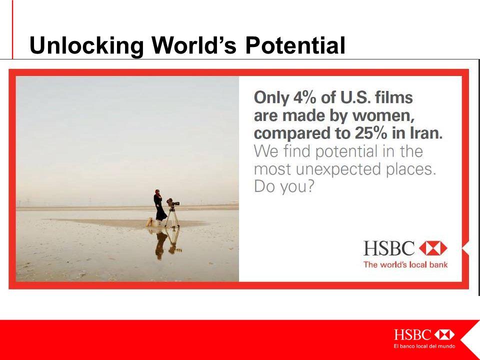 Unlocking Worlds Potential