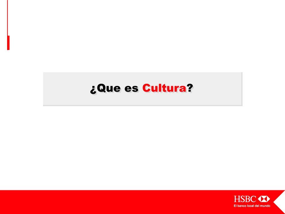 ¿Que es Cultura?