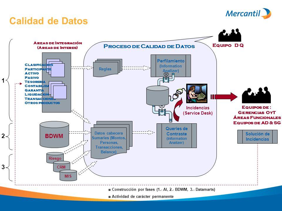 BDWM Clasificacion Participante Activo Pasivo Tesoreria Contabilidad Garantia Liquidacion Transacciones Otros productos Calidad de Datos Perfilamiento