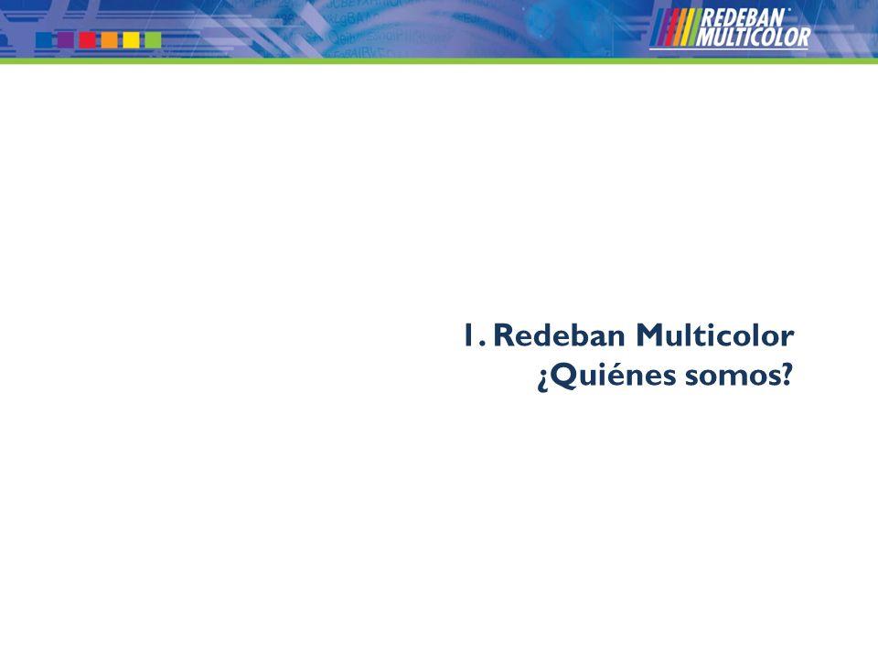 © 2008 Redeban Multicolor S.A. Todos los derechos reservados. 1. Redeban Multicolor ¿Quiénes somos?
