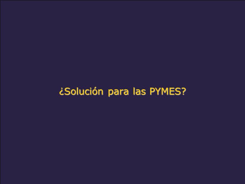 www.alacred.com ¿Solución para las PYMES
