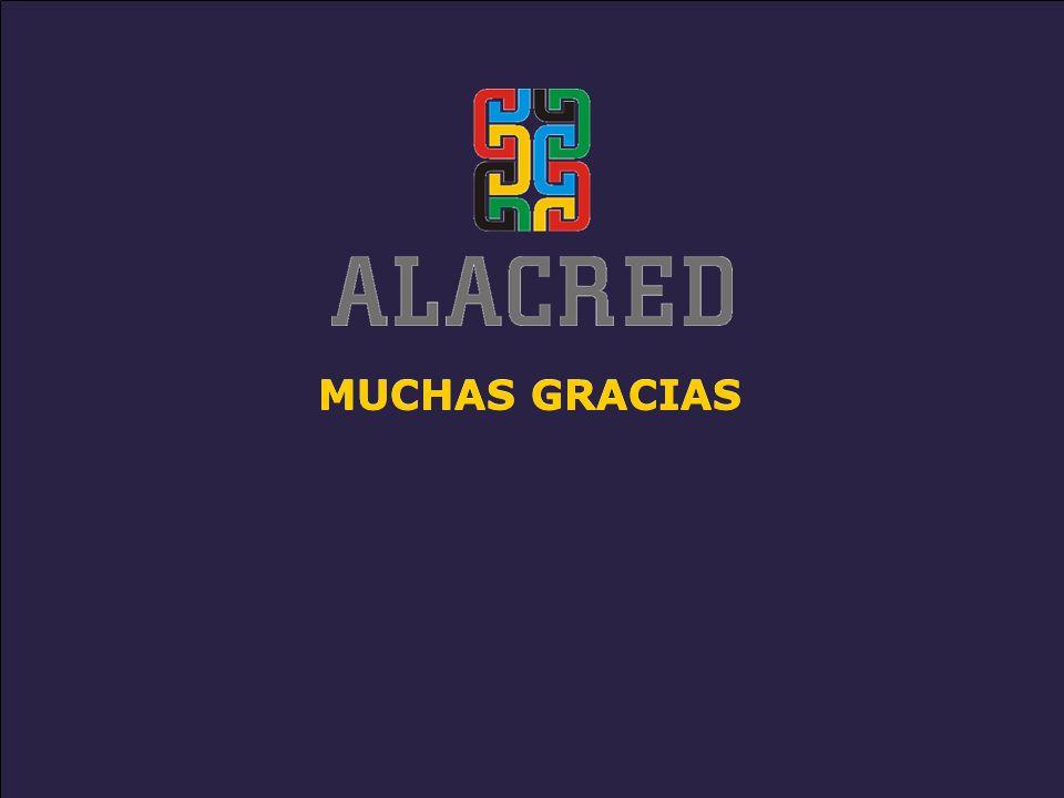 www.alacred.com MUCHAS GRACIAS