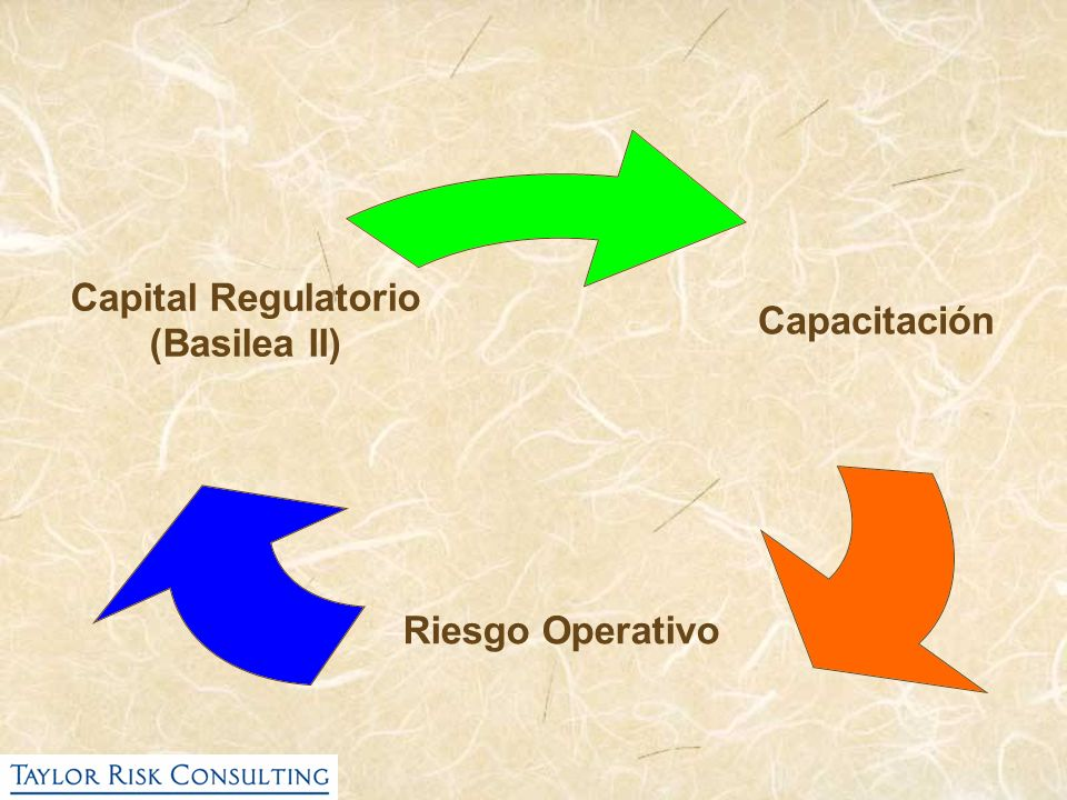 Capacitación Riesgo Operativo Capital Regulatorio (Basilea II)