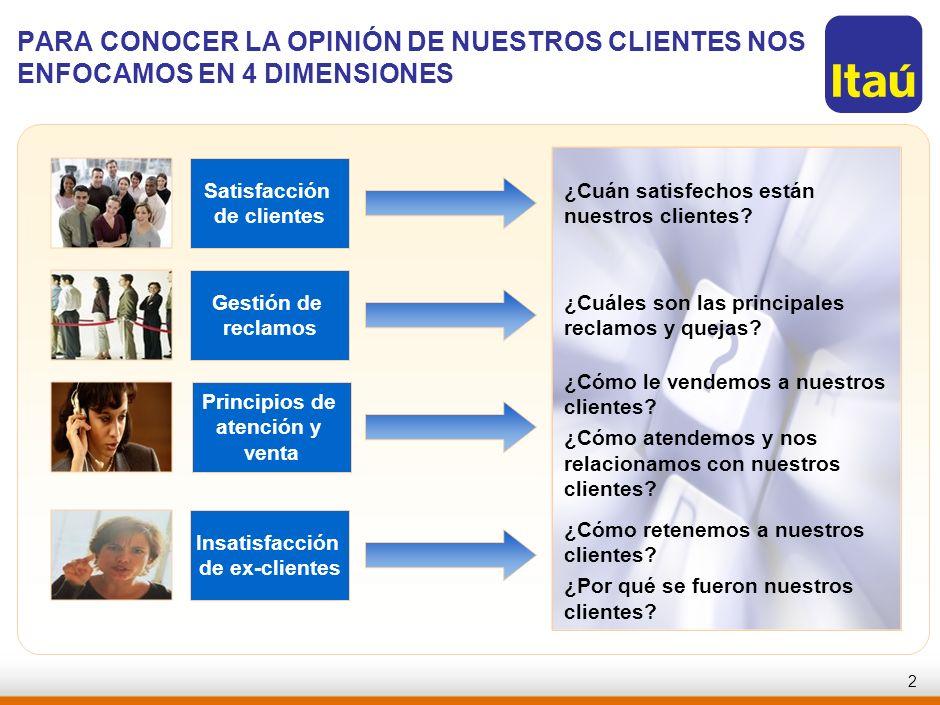 1 Mejorar la calidad de atención y servicio Mejorar la satisfacción de nuestros clientes Ser ágiles y simples Mejoramos para vos Plan de calidad 2009C