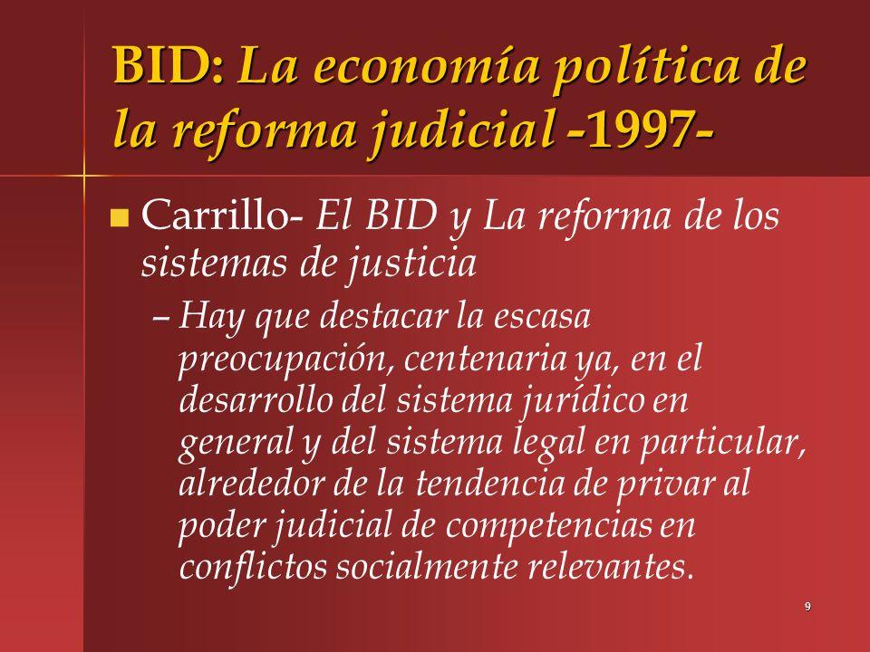 30 Chile Representación adecuada (art.