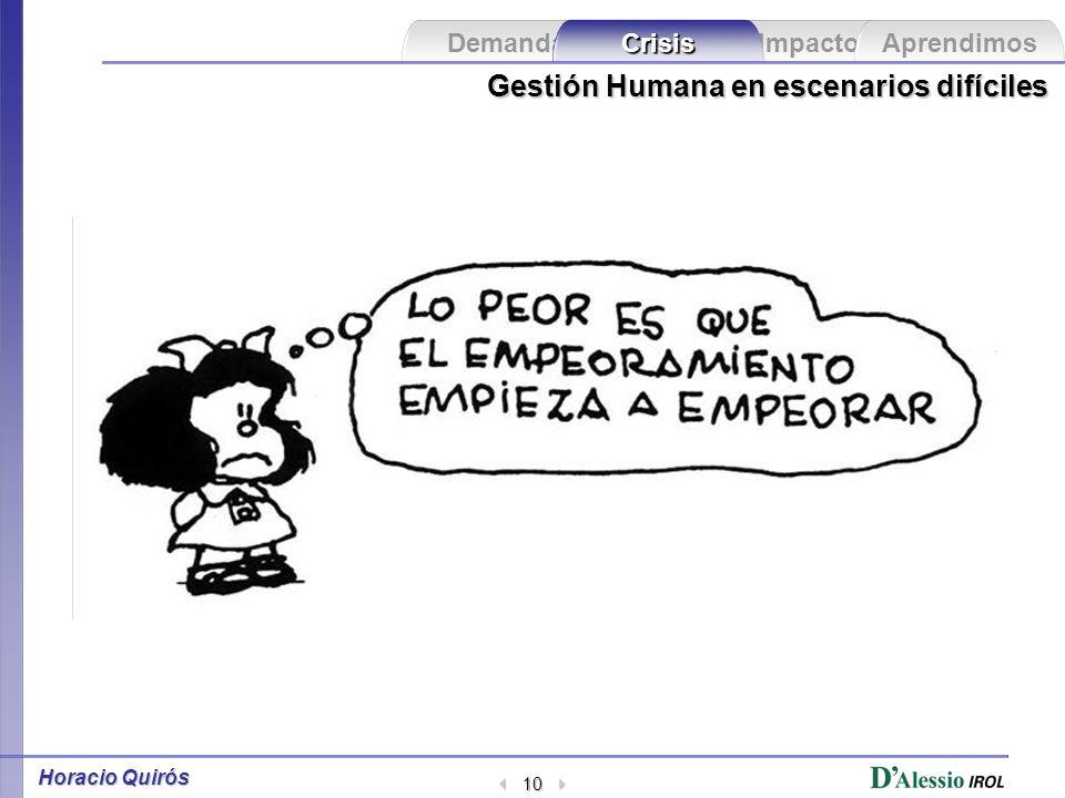 Impacto Aprendimos Demanda Crisis Horacio Quirós 9