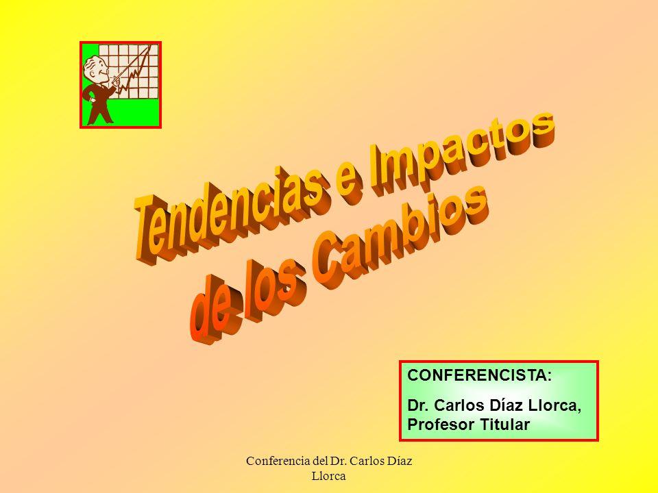 Conferencia del Dr.Carlos Díaz Llorca ¿QUE ES LO QUE HACE QUE UN CMI TENGA ÉXITO.