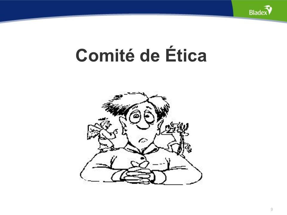 9 Comité de Ética