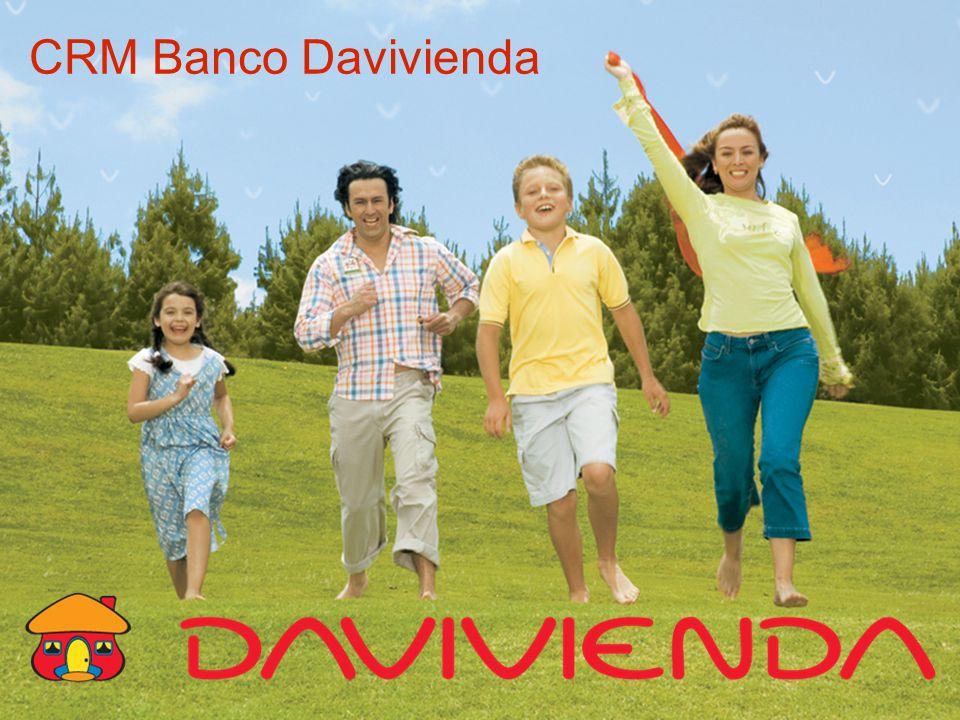 CRM Banco Davivienda