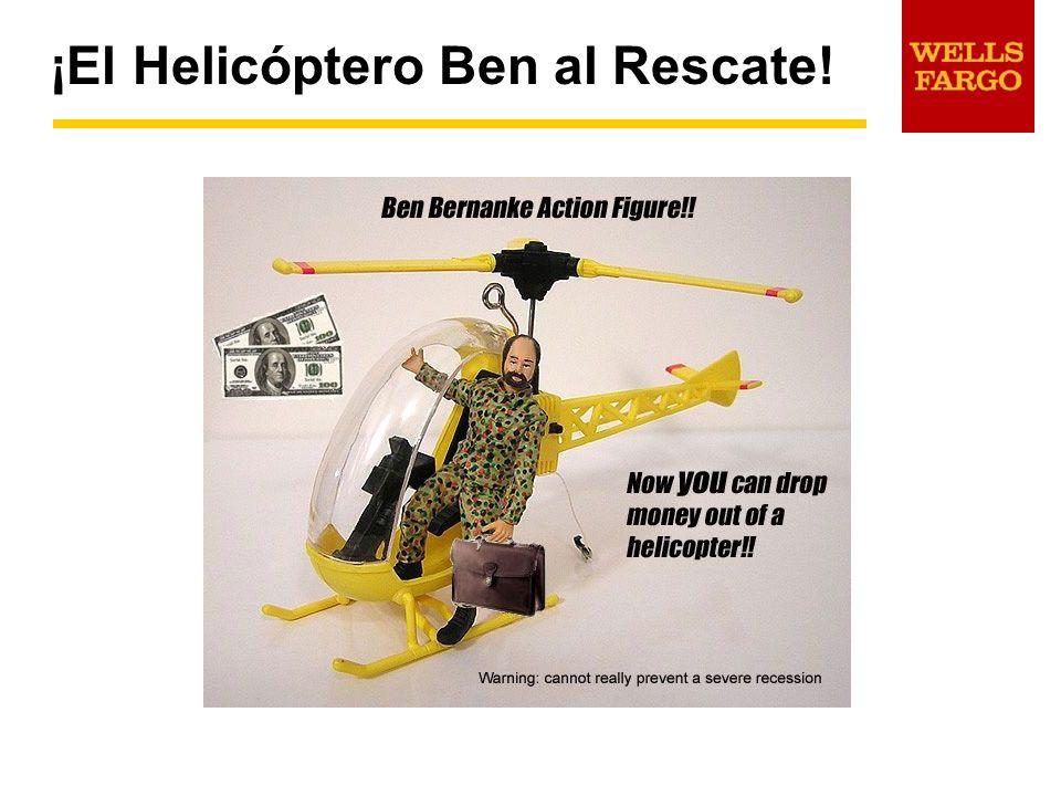 ¡El Helicóptero Ben al Rescate!