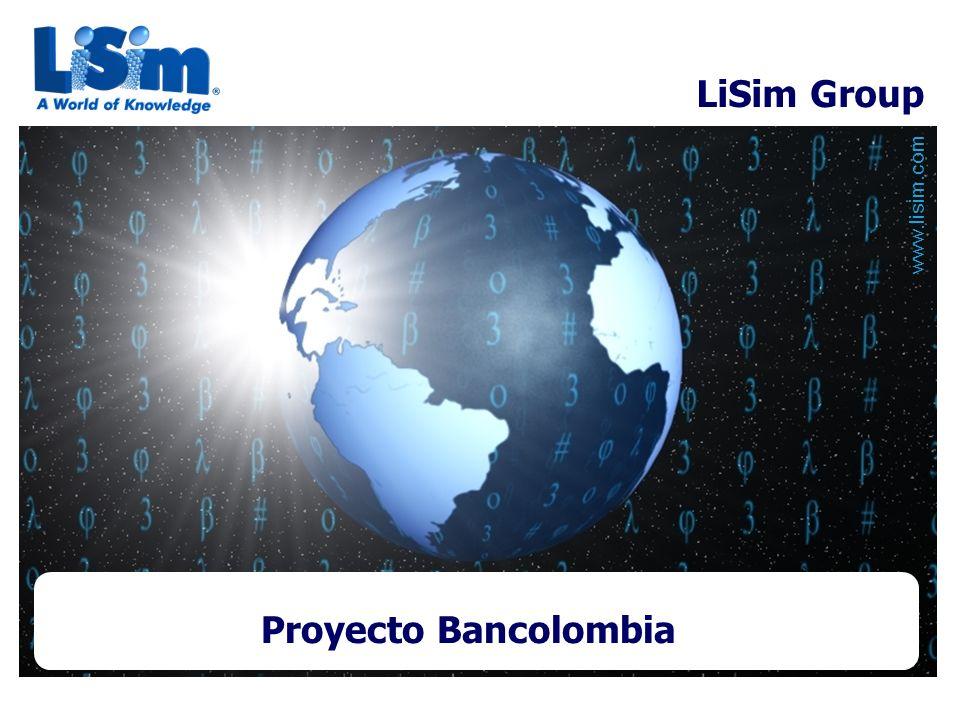 www.lisim.com APROBACIÓN: Vía web auxiliares y coordinadores ingresan y consultan información, consultan Centrales de Riesgo y a partir de los datos obtienen una calificación y una estrategia derivada del uso del Modelo.