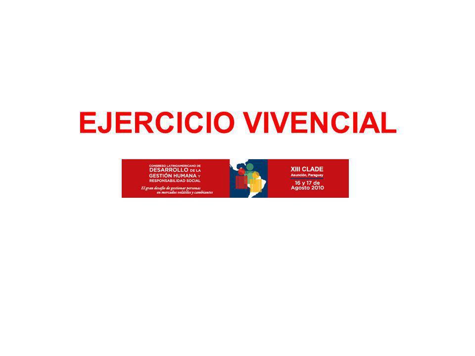 EJERCICIO VIVENCIAL