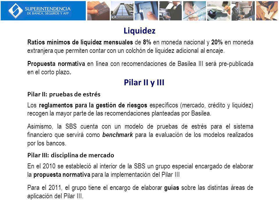 La Crisis Financiera y Basilea III: Principales Cambios Propuestos para el Marco Regulatorio Internacional Mayo de 2011