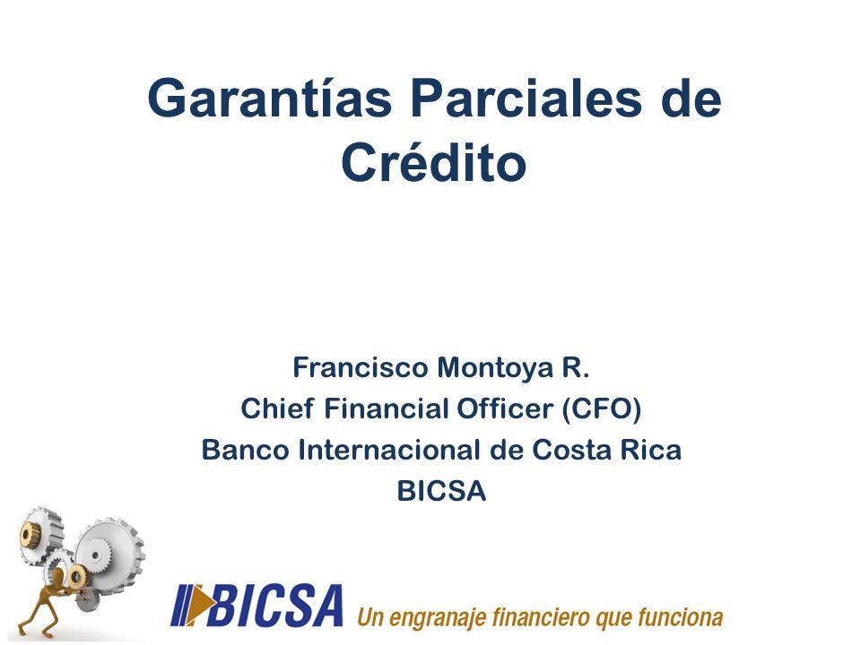 Garantía Parcial de Crédito Pricing de la GPC Las Garantías Parciales de Crédito pueden variar en estructura, en valor económico y en el tipo de garantes creando diferentes opciones y referencias en lo que concierne al pricing de estos instrumentos.