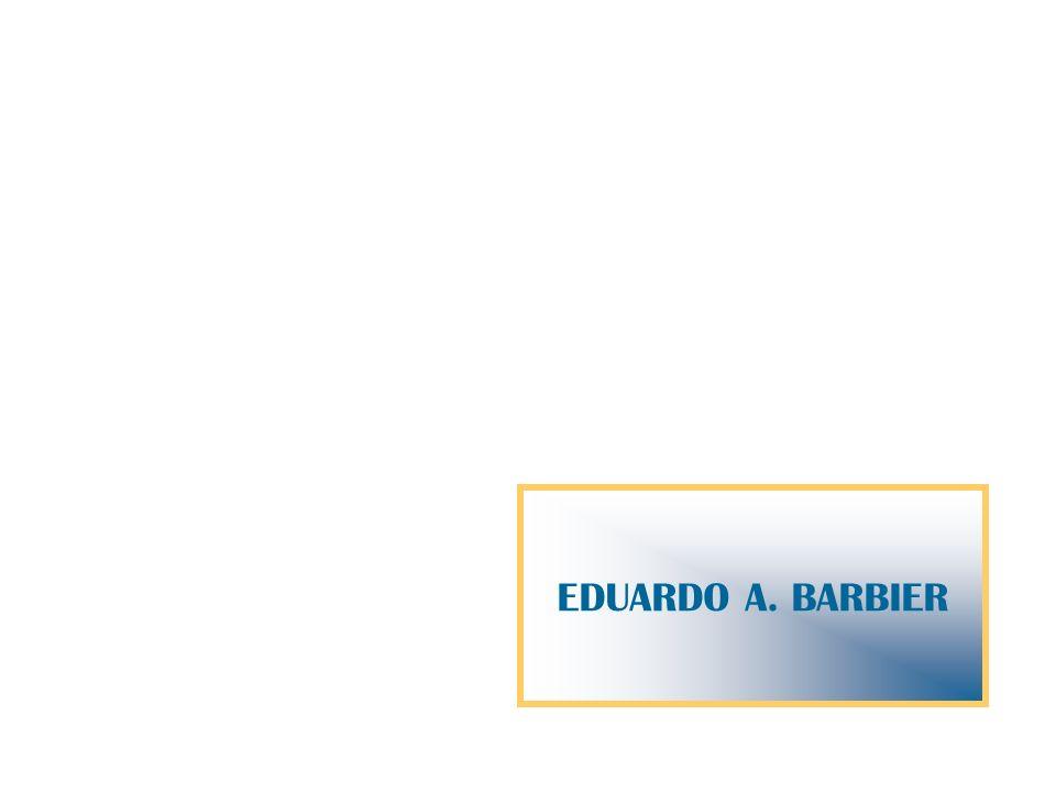 EDUARDO A. BARBIER