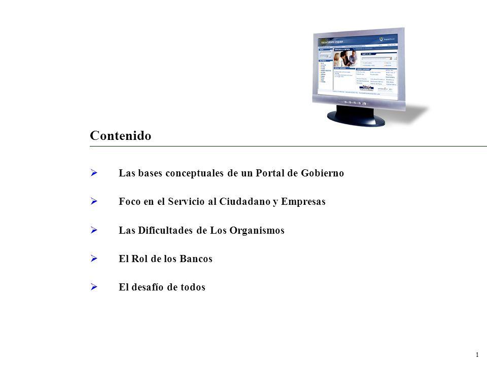 00 El pago electrónico como facilitador de la eficiencia de los Estados. Caso de Estudio: Portal del Estado Uruguayo (la visión de los organismos de g