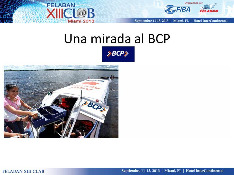 Una mirada al BCP