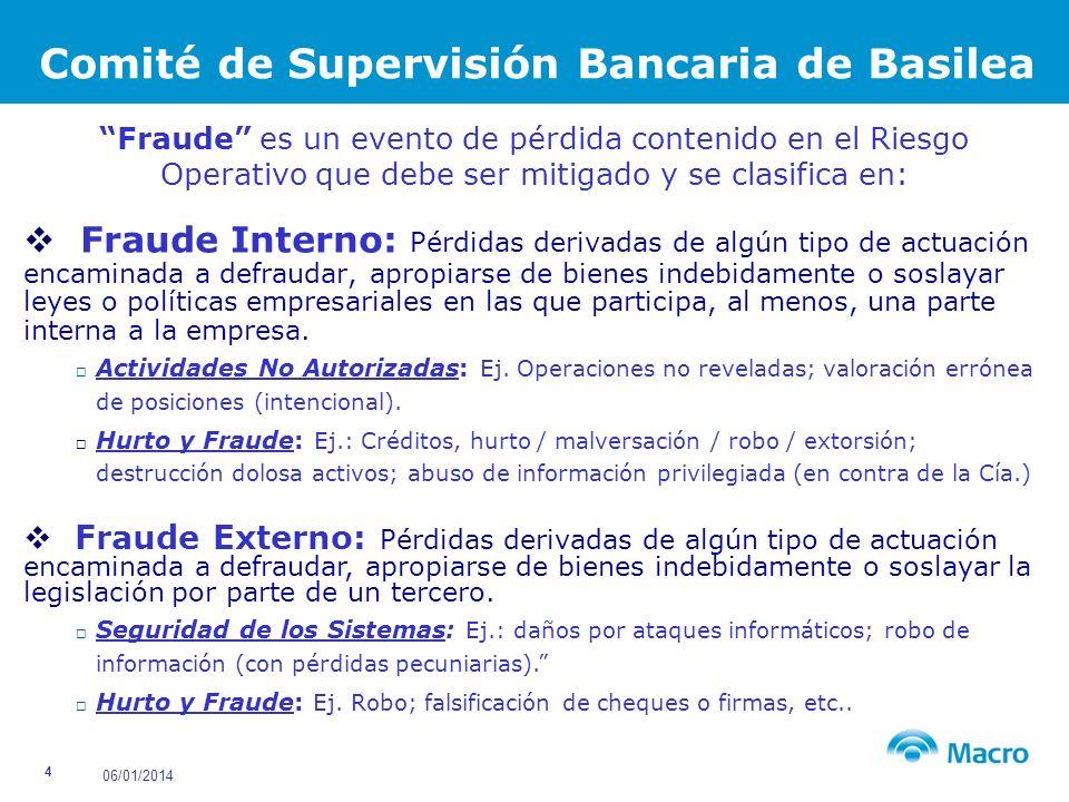 06/01/2014 15 Reformulación Estructura AI Los Analistas tienen las siguientes responsabilidades: Asistencia en evaluación de riesgos de fraude.