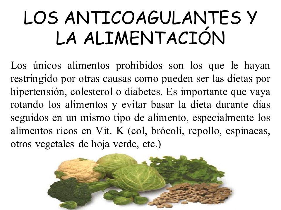 Los únicos alimentos prohibidos son los que le hayan restringido por otras causas como pueden ser las dietas por hipertensión, colesterol o diabetes.