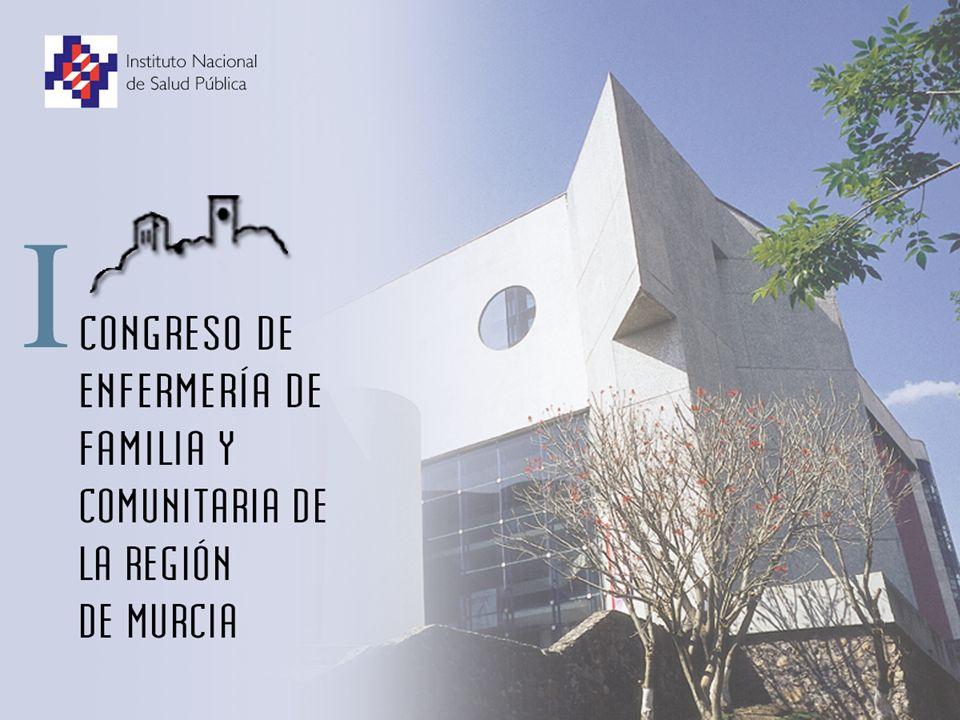 INSTITUTO NACIONAL DE SALUD PÚBLICA/ ESCUELA DE SALUD PÚBLICA DE MÉXICO ESPECIALIZACIÓN DE ENFERMERÍA EN SALUD PÚBLICA Participación de enfermería en el manejo de Residuos Peligrosos Biológicos Infecciosos Mayo 2006 MLAE