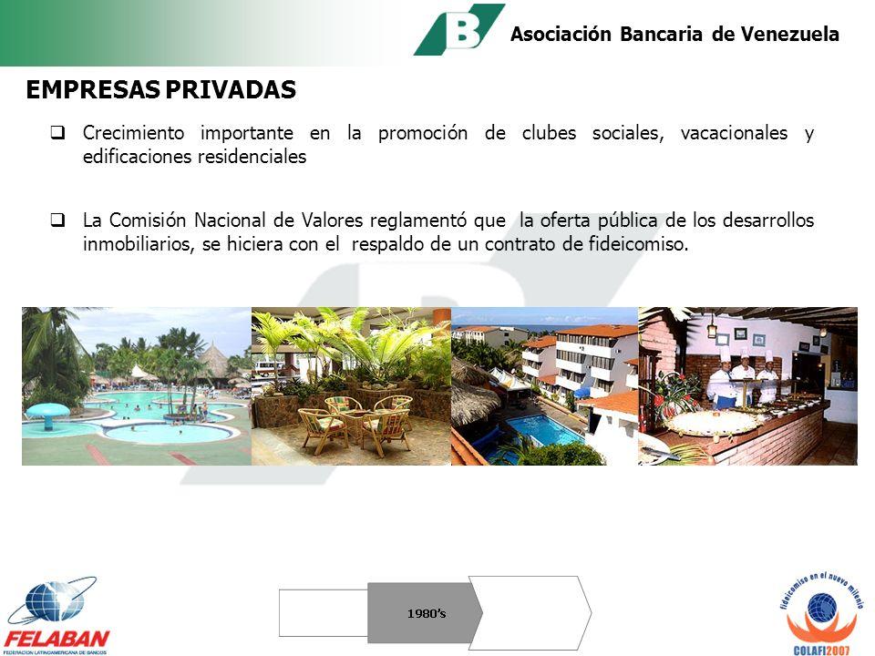 Asociación Bancaria de Venezuela Construcción y mantenimiento de edificaciones escolares.