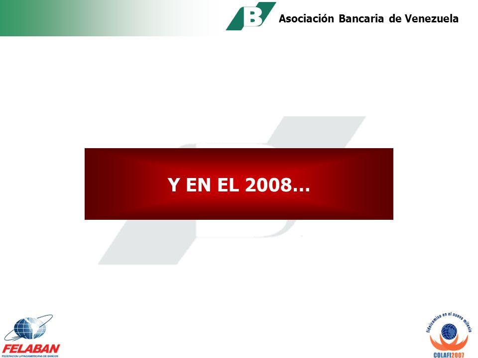 Asociación Bancaria de Venezuela Las limitaciones legales a la cartera fiduciaria, ( cinco veces el patrimonio), por mala interpretación de los factores de riesgo.
