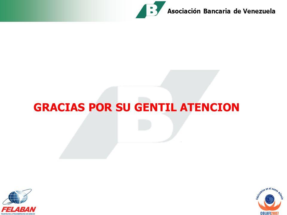 Asociación Bancaria de Venezuela NOS VEMOS EN CARACAS