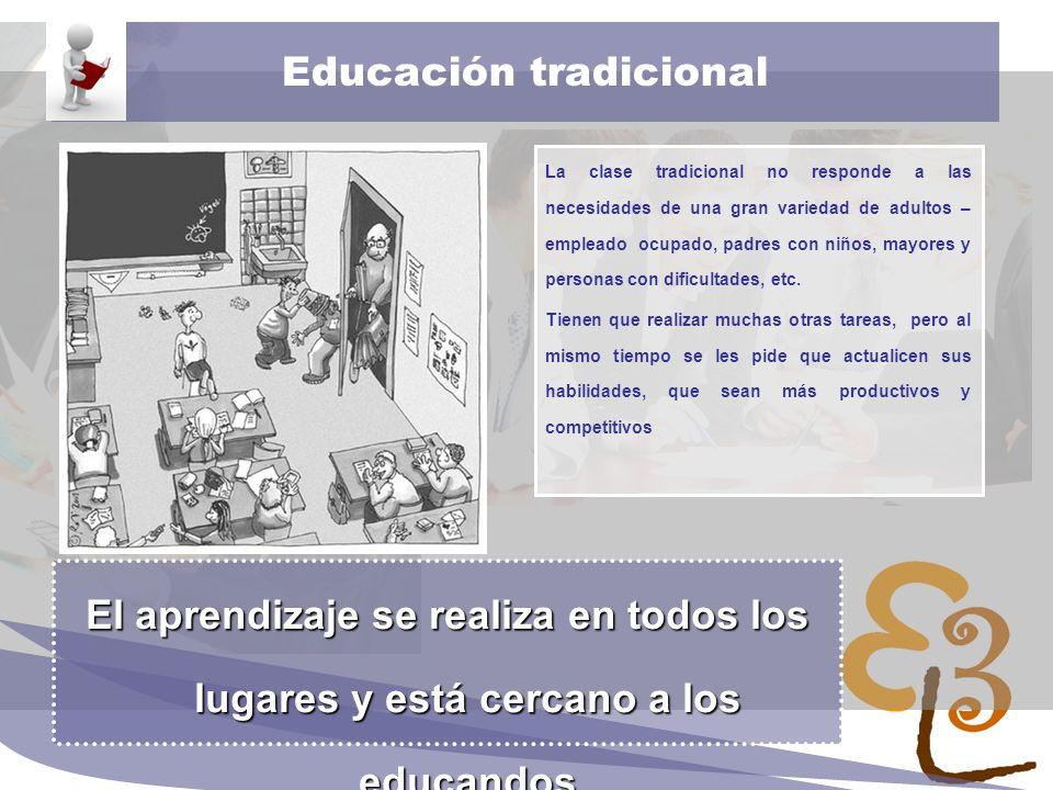 learning to learn network for low skilled senior learners Del libro al ratón Esto es posible por el desarrollo tecnológico y por la flexibilidad en los distintos modos de aprender – en el trabajo, en el ordenador, en internet, etc.