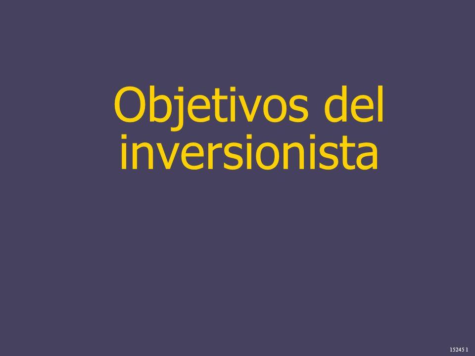 15245 1 Objetivos del inversionista
