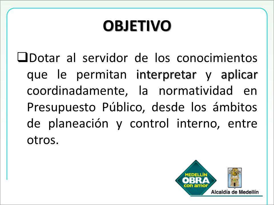 Ley 111 de 15/01/1996 (EOPGN) Plan financiero Articulo 7°.